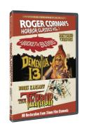 Roger Corman's Horror Classics, Vol. 1: A Bucket of Blood/Dementia 13/The Terror