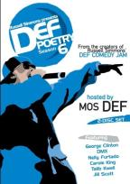 Russell Simmons Presents: Def Poetry 6