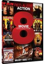 Red Alert Action: 8 Movie Collection