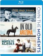 Big Trail/In Old Arizona/North To Ala