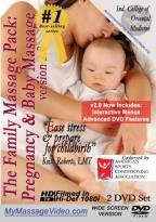 Family Massage Pack: Pregnancy & Baby Massage, Vol. 2