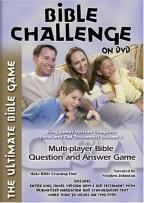 Complete Bible Challenge On DVD - King James Version: Vol. 1