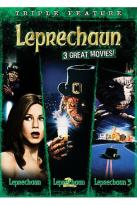 Leprechaun - Triple Feature