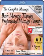 Complete Massage: Basic & Professional Massage Therapy