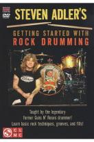 Steven Adler: Getting Started With Rock Drumming