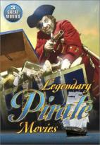 Legendary Pirate Movies: Captain Kidd / The Son Of Monte Cristo / Long John Silver's Return To Treasure Island