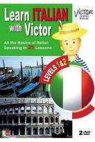 Learn Italian with Victor: Levels 1 & 2