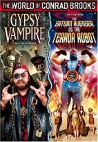 Gypsy Vampire/Saturn Avenger Vs.The Terror Robot