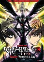 Death Note Re-light #1: Visions of a God