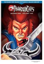 Thundercats: Season One Volume Two Disc 1-2