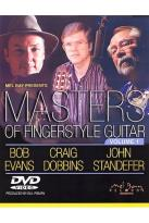 Masters of Fingerstyle Guitar - Volume 1