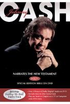 Johnny Cash - Narrates The NKJV New Testament Bible On DVD