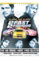 Fast and Furious 2-Movie 2-Pack Collection