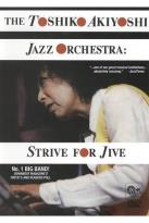 Toshiko Akiyoshi Jazz Orchestra, The - Strive for Jive