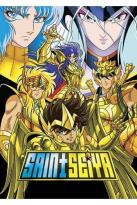 Saint Seiya: Legend of Crimson Youth/Saint Seiya: Warriors of the Final Holy Battle