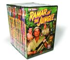 Ramar of The Jungle - Volumes 1-11