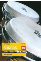 Nan Mercader: World Percussion, Vol. 3 - Bongos