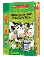 Click, Clack, Moo Cows That Type and more Fun on the Farm - 3 Pack