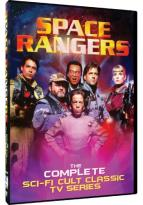 Space Rangers - The Complete Sci-Fi Cult Classic TV Series