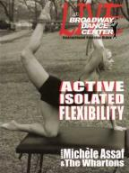 Broadway Dance Center: Active Isolated Flexibility & Stretching For Dancers