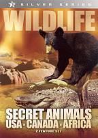 Wildlife - Secret Animals of USA / Canada / Africa