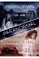 Psi Factor: Chronicles of the Paranormal - Seasons 3 and 4