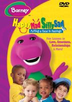 Barney - Happy, Mad, Silly, Sad
