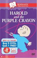 Harold and the Purple Crayon 3-Pack
