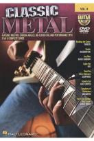 Guitar Play - Along, Vol. 8: Classic Metal