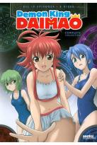 Demon King Daimao - Complete Collection