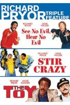 Richard Pryor Triple Feature: See No Evil. Hear No Evil/Stir Crazy/The Toy
