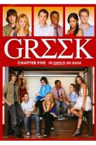 Greek - Chapter Five - The Complete 3rd Season