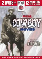 Real Cowboys Movies + Video Ipod Ready Disc