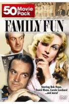 Family Fun - 50 Movie Pack