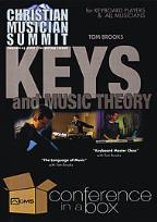 Tom Brooks: Keys and Music Theory