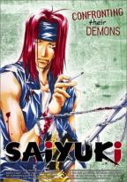 Saiyuki - Vol. 3: Confronting Their Demons