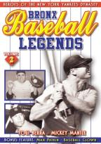 Baseball: Bronx Legends - Vol. 2