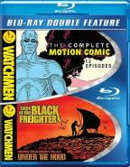 Watchmen - The Complete Motion Comic/Tales of the Black Freighter