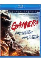 Gamera: Guardian of the Universe/Gamera: Attack of the Legion