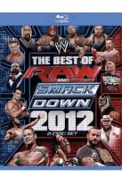 WWE: Best Of Raw & Smackdown 2012