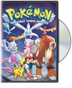 Pokemon The First Three Movies