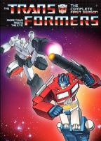 Transformers - The Complete First Season