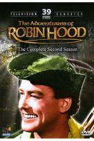 Adventures Of Robin Hood - The Complete Second Season