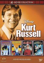 Disney Kurt Russell: 4-Movie Collection