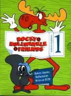 Rocky &amp; Bullwinkle - The Complete First Season