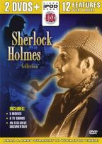 Sherlock Holmes Collection + Video Ipod Ready Disc