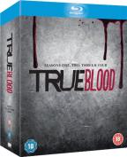 True Blood - Season 1-4 Complete