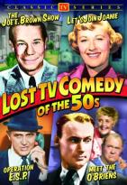 Lost TV Comedy of the 50's - The Joe E. Brown Show/Let's Join Joanie/Operation E.S.P./Meet the O'Brien's