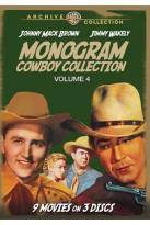 Monogram Cowboy Collection, Vol. 4