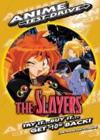 Anime Test Drive - The Slayers